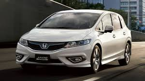 mobil honda honda jade hybrid six seater mpv launching in japan