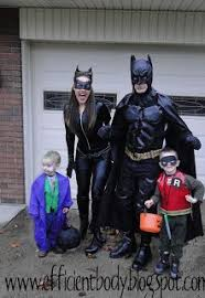 Halloween Batman Costumes Batman Family Costume Batman Sons Costumes