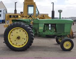 1965 john deere 4020 tractor item g6471 sold may 14 ag