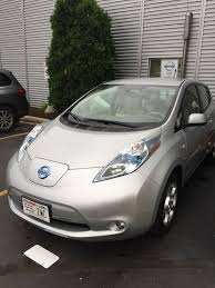 nissan leaf miles per charge mom u0027s radius we bought an electric car