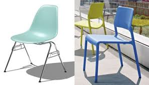 Molded Dining Chairs Inspiration Of Molded Plastic Dining Chairs And Wonderful Modern