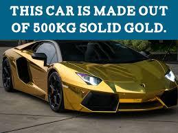 car lamborghini gold gold plated lamborghini by tiandra walton