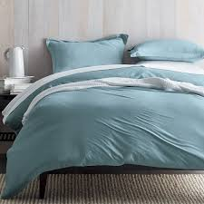 jersey knit duvet covers the company store