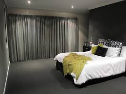 Curtains In A Grey Room Bedroom Inspiration White Bedding Ideas Decoration And