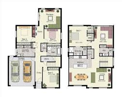 house floor plans maker colored house floor plans datenlabor info