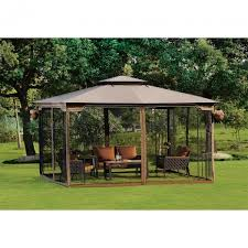 gazebo mosquito netting 10 x 12 gazebo canopy with mosquito netting