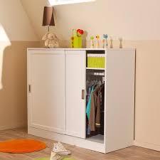 armoire basse chambre armoire sous pente blanc achat vente armoire de chambre