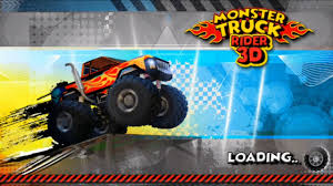 3d monster truck racing monster truck rider 3d monster trucks games videos free car