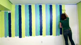 how to paint paneling video hgtv