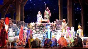 Radio Theatre Christmas Scripts Radio City Christmas Spectacular 2012 The Living Nativity Youtube