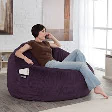 Oversized Bean Bag Chair Oversized Bean Bag Chairs Home Chair Decoration