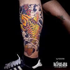 la cour des miracles tattoo shop