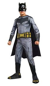 Batman Halloween Costume Mens Batman Superman Halloween Costumes U2013 Gift Ideas