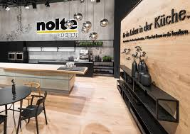 Independent Kitchen Design by Nolte Home Studio Nolte Kitchen The Highlight At The Imm Cologne