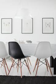 wei e st hle esszimmer 20 ideen für esszimmer möbel tisch und stühle kombinieren
