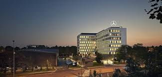 mercedes greater headquarters offices and