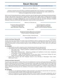 Resume Sample Quality Assurance Manager by Mechanical Project Manager Resume Sample Free Resume Example And