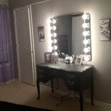Costco Vanity Mirror With Lights Bathroom Stylish Lowes Vanity Mirrors Vanities With Wall For
