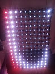 light pixel matrix