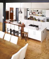 Kitchens With Light Wood Cabinets 32 Spectacular White Kitchens With Honey And Light Wood Floors