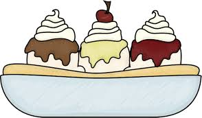 free ice cream bowl clipart image 5353 bowl of ice cream