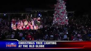 the ninth annual globe grinch tree lighting