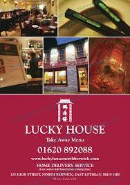 lucky house takeaway menu chinese north berwick takeawaymenu info