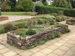 Raised Rock Garden Beds Raised Garden Beds Raised Bed Gardening Raised Beds