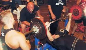World Bench Press Champion Carville Local Man Bench Presses His Way Into Record Books