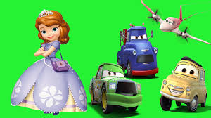 disney pixar cars vs sofia the first coloring pages coloring book