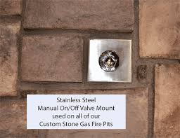 Gas Fire Pit Parts by 36