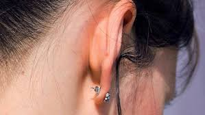 sterilized ear piercing studs how safe is ear piercing angie s list