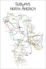 Metrolink Map Los Angeles by 1196 Subways Explain Xkcd