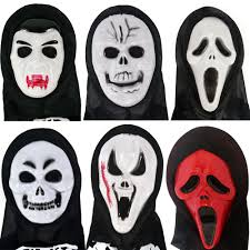 Meme Scary Face - halloween mask super scary horror masks party devil scream volto