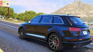 audi a7 modified 2016 audi q7 gta mod youtube