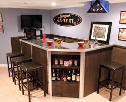kitchen bar designs bar impressive basement bar ideas for small spaces with basement