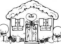 house coloring sheets wallpaper download cucumberpress