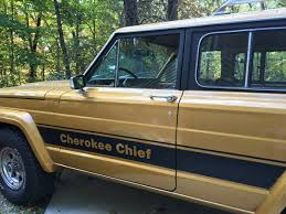 jeep cherokee chief 1978 jeep cherokee chief wagoneer for sale in grand rapids michigan