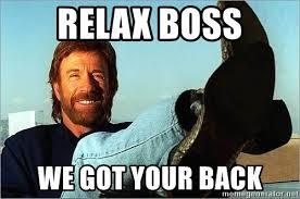 I Ve Got Your Back Meme - we got your back meme mne vse pohuj