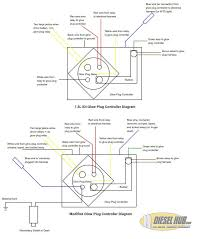ford 7 3 glow plug relay wiring wiring diagram simonand