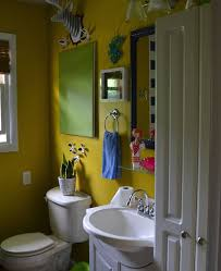 Bright Yellow Bathroom by 6 Best Paint Colors For Bathrooms