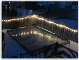 Lights For Backyard by Triyae Com U003d Lighting For Backyard Rink Various Design