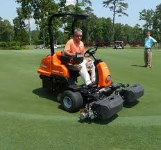 tennessee golf course buys battery powered mowers u0026 equipment