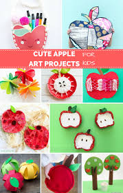 hello wonderful 15 sweet apple art projects for kids