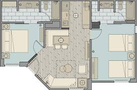 floor plans with two master bedrooms apartments with 2 master bedrooms nrtradiant com