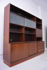 vintage rosewood storage unit