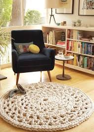 21 Knitted Rugs For Cozy Fall Messagenote