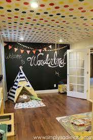 Ideas For Kids Playroom Best 25 Playroom Mural Ideas On Pinterest Basement Kids