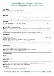 mba student resume for internship mba student resume format elegant extraordinary resume for mba