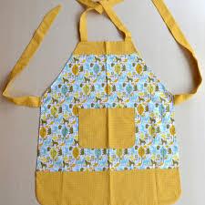 tuto tablier de cuisine enfant couture tablier bebe